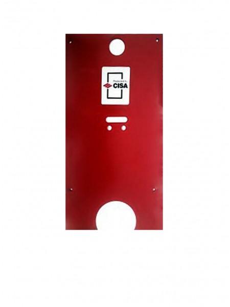 Бронепластина CISA Protect-Universal 124х240х2мм