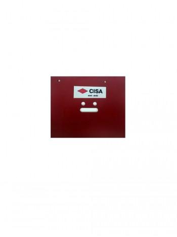 Бронепластина CISA Anti-Drill 60х60х2мм