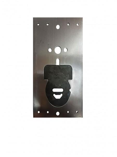 Бронепластина CISA Protect-Combo 120х200х2мм