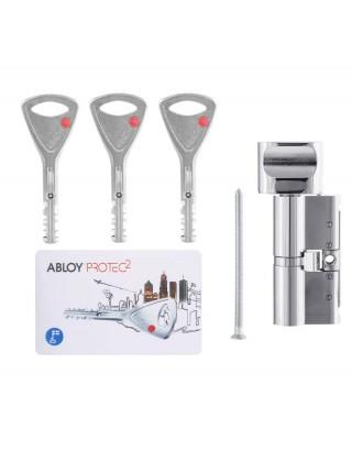 Цилиндр ABLOY PROTEC 2 Hard  103 (42x61) CY333N c тумблером