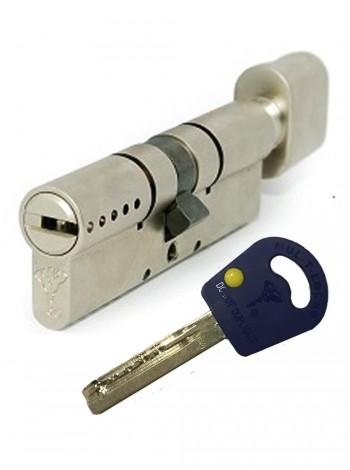 Цилиндр Mul-t-lock Classic 90 (40x50П) c тумблером