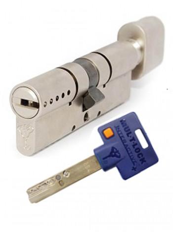 Цилиндр Mul-t-lock Interactive+ 90 (40x50П) c тумблером