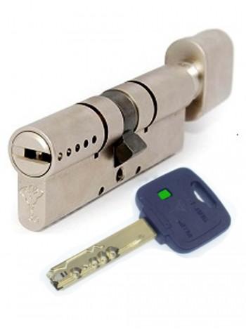 Цилиндр Mul-t-lock MT5+ 90 (40x50П) c тумблером