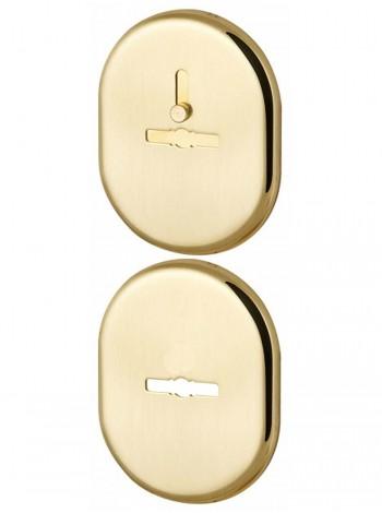 Накладки на сувальдный замок AzF (золото) Цена за комплект