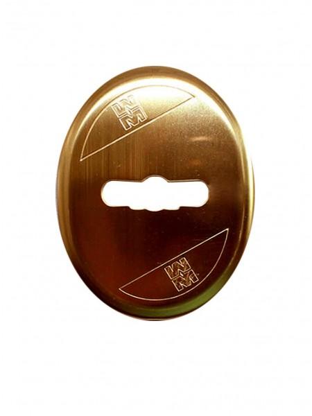 Накладки на сувальдный замок Mottura (бронза) Цена за комплект