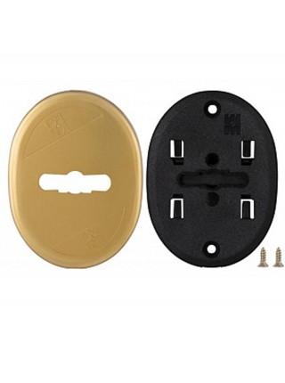 Накладки на сувальдный замок Mottura (золото) Цена за комплект