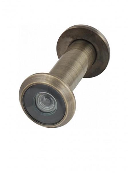 Глазок дверной ARMADILLO DV2-16/55-85 AB Бронза (пластиковая оптика)