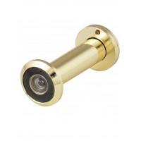 Глазок дверной FUARO DVZ2-16/60-100 GP Золото (пластиковая оптика)